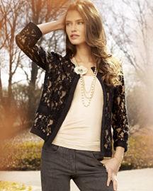 lace jacket 39