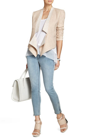 candice jacket bcbg