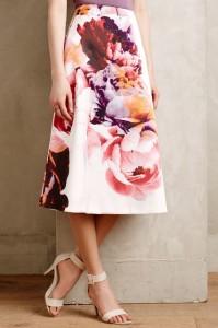 Dessie Midi Skirt
